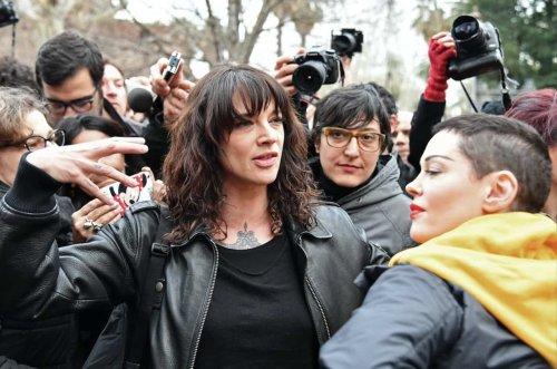 Asia Argento défend Catherine Deneuve et sa position à l'encontre de #MeToo