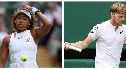Wimbledon : Osaka et Goffin absents également