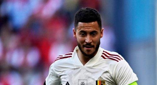 Belgique : Mourinho pointe le manque de travail d'Hazard