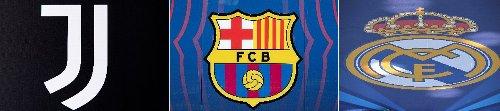"""Super Ligue : Real, Barça et Juve n'abdiquent pas face aux """"menaces"""" de l'UEFA"""