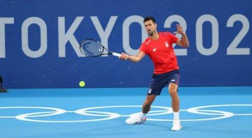 Djokovic tranquille jusqu'aux quarts, pas simple pour les Françaises