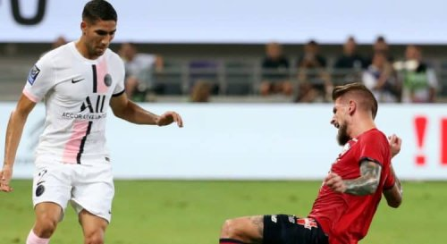 PSG : Pochettino réagit aux sifflets contre Hakimi