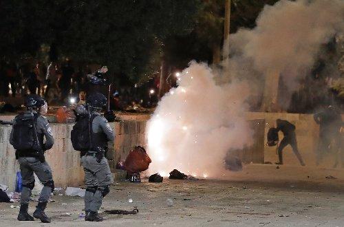 Jérusalem : appels à de nouvelles manifestations après des heurts et plus de 200 blessés