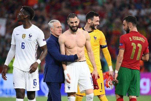 Euro : la France tient tête au Portugal, l'Allemagne évite le couperet