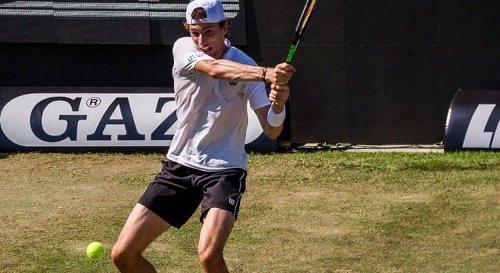 ATP - Halle : Une demie pour Humbert !