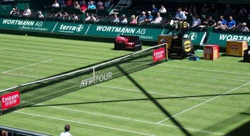 ATP - Les tableaux de Halle et Londres