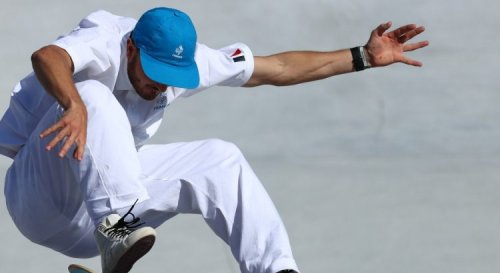 Skateboard : Milou au pied du podium
