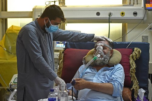 Afghan Covid-19 patients struggle to accept diagnosis