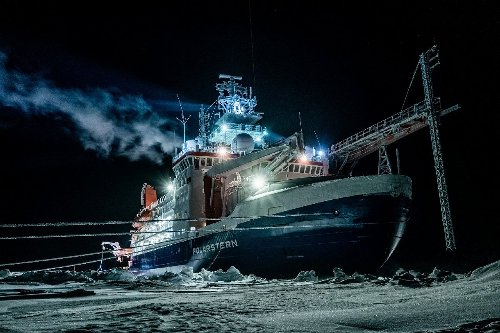 Irreversible warming tipping point possibly triggered : Arctic mission chief