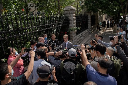Australian writer to go on trial in China on spying charges