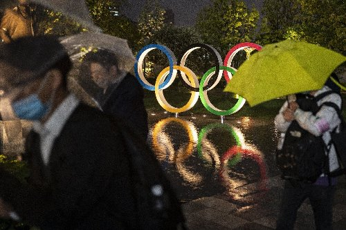 Virus could force Olympics cancellation, says top Japanese politician