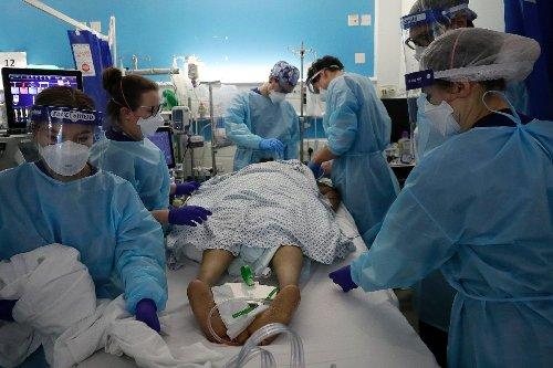 UK health service under pressure despite pandemic promises