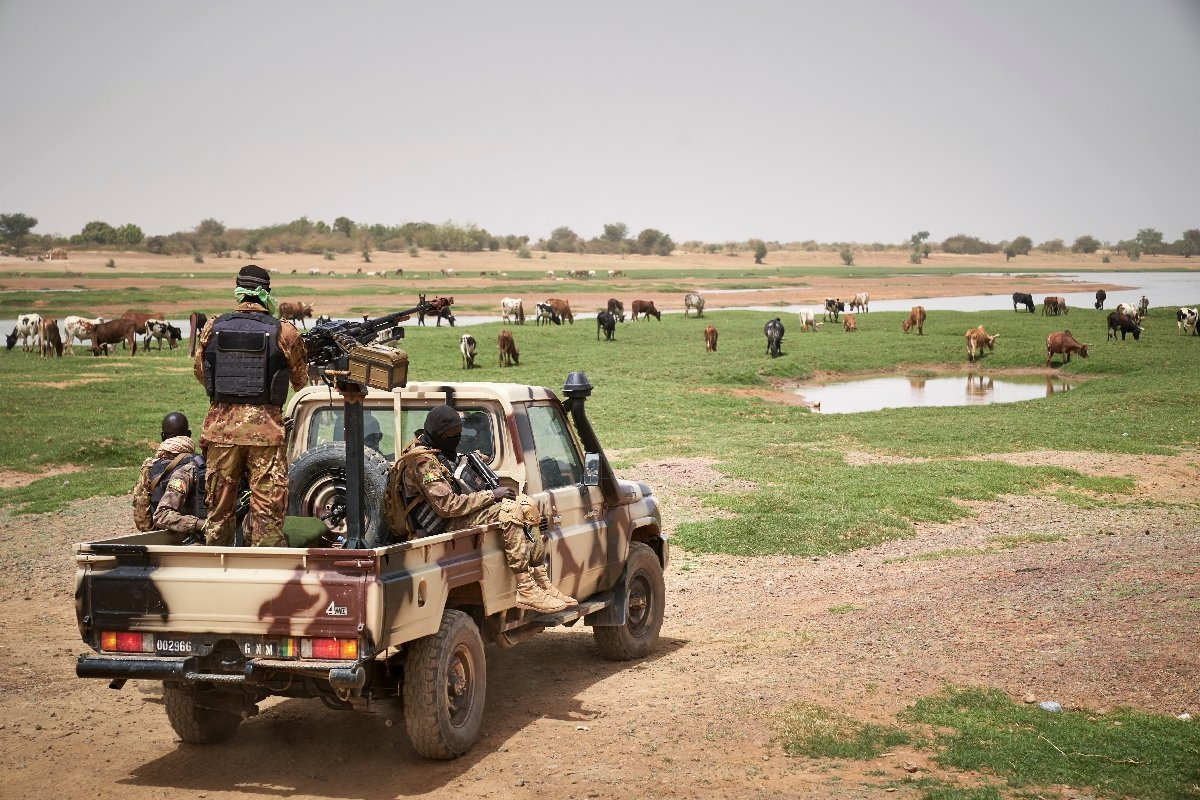 Three Chinese, two Mauritanians kidnapped in Mali