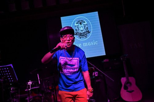 'Godfather' of Tibetan rap spits karmic rhymes