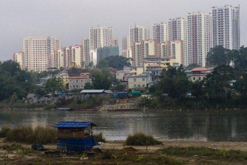 Chinese city on Myanmar border locked down again over virus fears
