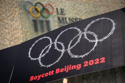 US lawmakers push corporate sponsors to shun Beijing Olympics