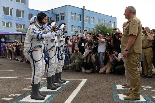 The fiery chief of Russia's troubled space programme