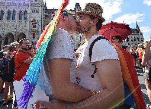 Hungary's LGBTQ community braces for 'propaganda' bill