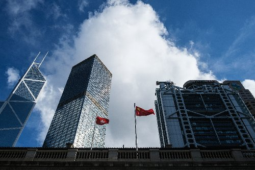 'Unstoppable storm' : rights take back seat under Hong Kong security law