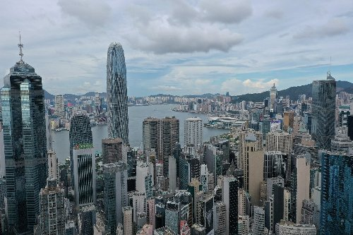Hong Kong democracy site pulled 'by mistake'