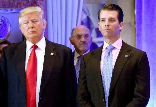 Trump Org., CFO to be charged Thursday : US media