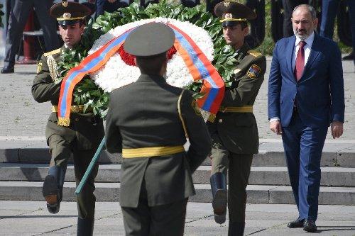 Armenian leader accuses Azerbaijan of fresh 'infiltration'
