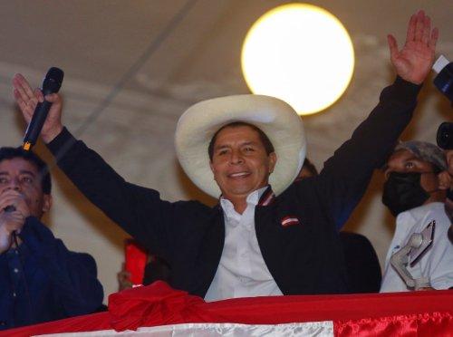 Leftist Pedro Castillo declared Peru's next president