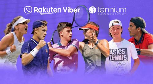 Viber-Tennium Young Talent Promotion Project