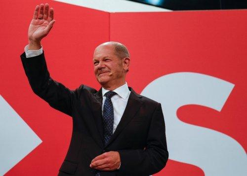 Germany in political limbo after Social Democrats' narrow win