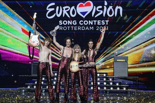 What they're talking about at Eurovision in Rotterdam