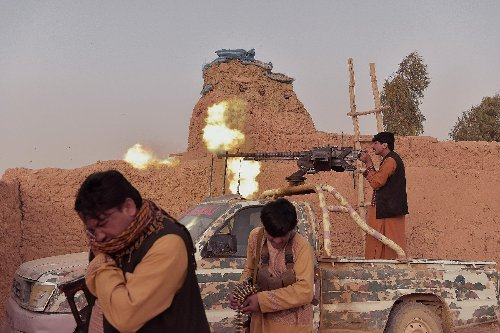 'Sangorians' take a page from insurgent playbook in fight against Taliban