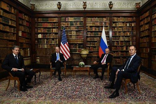 Putin says US-Russia summit 'constructive'