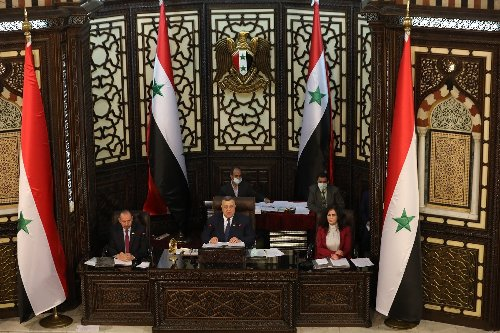 Syria to hold presidential vote on May 26