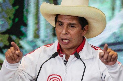 Pedro Castillo, rural teacher with a shot at Peru's presidency