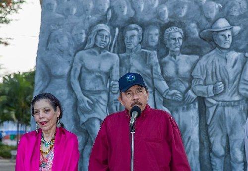 Arrested opponents are 'criminals,' says Nicaragua's Ortega