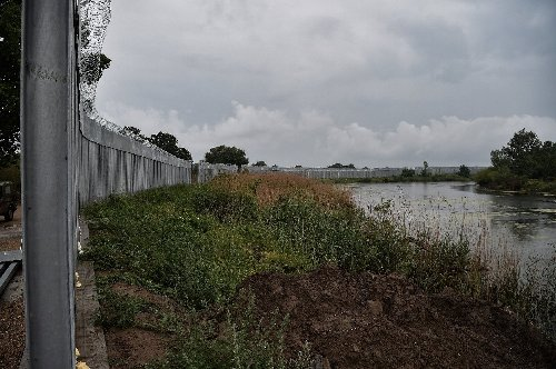 In migration lull, Greece bolsters border arsenal