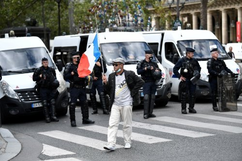 French constitutional court backs Macron's Covid pass
