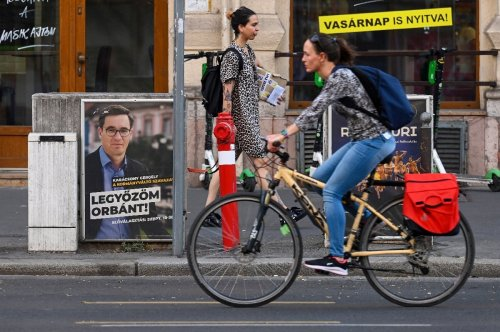 'Attack' hits Hungary primary polls aimed to challenge Orban : opposition