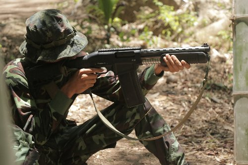 Welcome to the jungle : Myanmar rebels teach coup protesters to make war