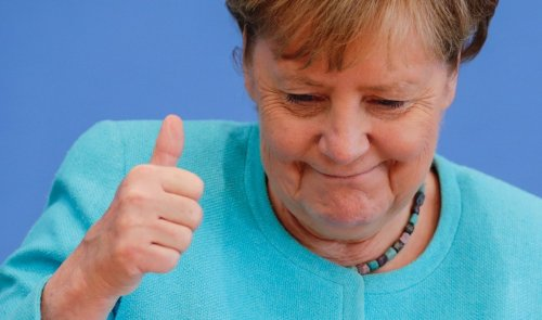 'Eternal' chancellor : Germany's Merkel prepares to leave the stage