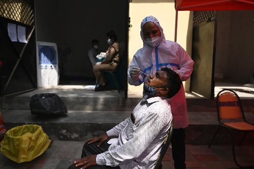 WHO warns pandemic at 'critical point' as South Asia cases surge