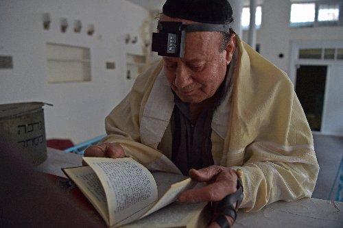 Afghanistan's last Jew eyes exit ahead of Taliban return