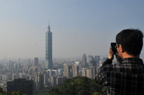 Hong Kong 'suspends' operations of its Taiwan office