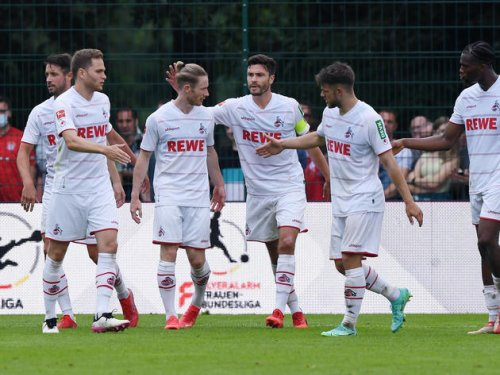 1. FC Köln: Das sind die Gewinner und Verlierer der bisherigen Vorbereitung