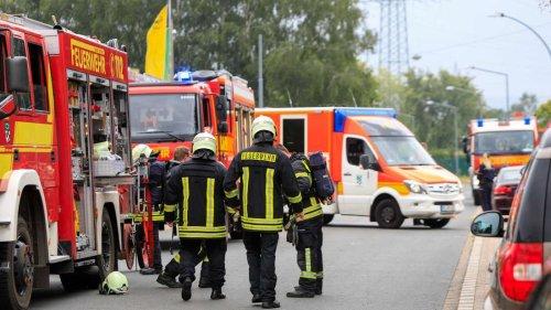 Großeinsatz in Weeze: Nach Feuer in Industriehalle – Ursache unklar