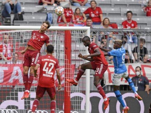 FC Bayern verliert deutlich gegen den SSC Neapel - Riesen-Bock von Münchner Jungstar
