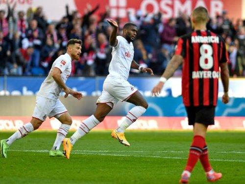 1. FC Köln vs. Bayer 04 Leverkusen: Modeste-Doppelpack veredelt FC-Comeback