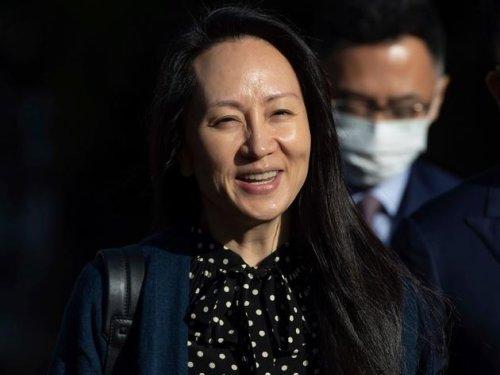 Politkrimi um Huawei-Finanzchefin: Drei Jahre Krise um China, USA und Kanada - eine Chronologie