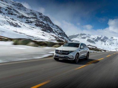 Elektroauto gegen Verbrenner im Vergleich:Mercedes EQC oder GLC – welcher SUV ist besser?