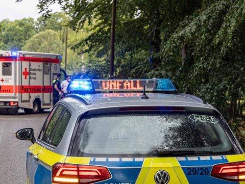 Unfall in Finnentrop: Beifahrerin schwer verletzt